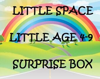 Little Space Surprise Box (XL & Jumbo Size)