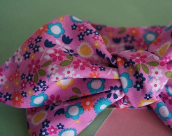 Flowers  Flowers Head Wrap