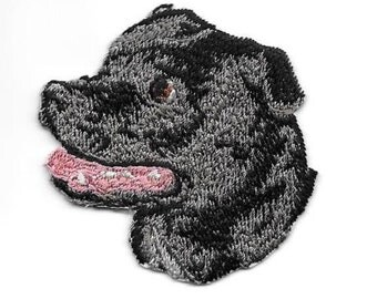 Staffordshire Terrier Patch