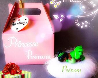 Personalized Nightlight - Princess Nightlight - baby girl pilot - - personalized - personalized night light - light name