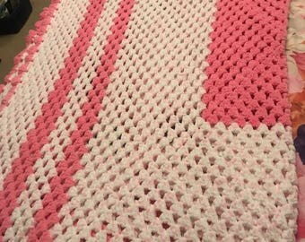 Handmade Crotched Blankets