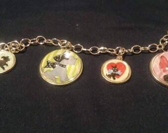 Scotty Dog Bracelet