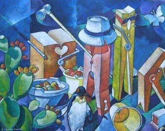 Canvas Painting, Original, Abstract Painting, Large Oriгginal Art, Acrylic Art, Modern Art, Contemporary Home Decor