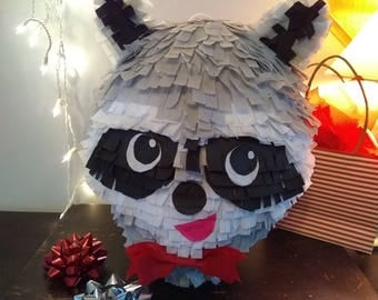 Raccoon pinata
