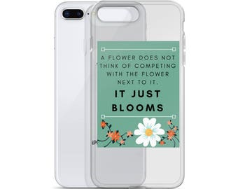 iPhone Case - Empower Like a Flower