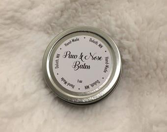 Paw & Nose Balm