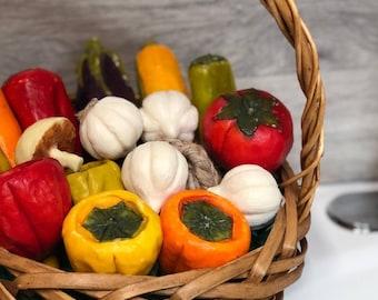 14 Vegetable soaps