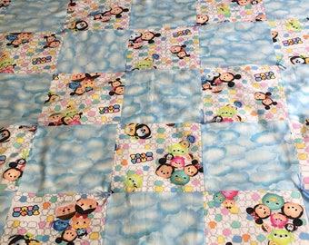 Tsum Tsum quilt