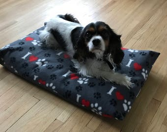 Doggie Z Dog Bed Pillow Cover