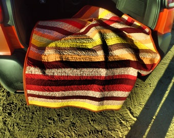 Snuggle Quilt or Throw