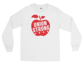 Union Strong Long Sleeve T-Shirt