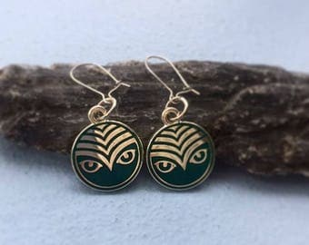 Shambhala Earrings