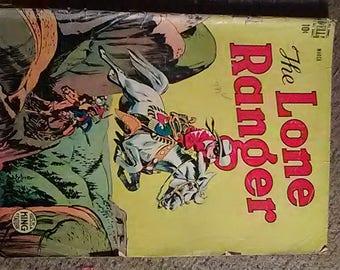 1949 Comic book The Lone Ranger