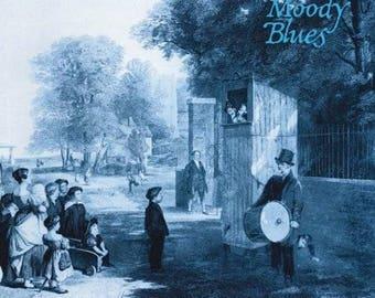 Moody Blues Vinyl Record