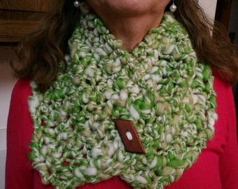 Neckwarmer- 100% wool