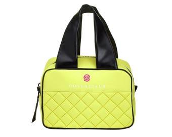 Neoprene Bag 26 lime green
