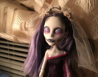 Custom OOAK Monster High Doll: Just The Basics