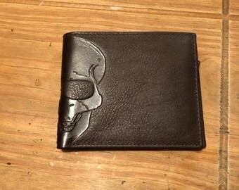Brown corder london wallet