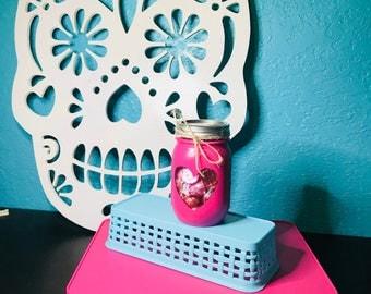 Valentines Day Mason Jar
