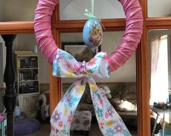 SALE!! Easter wreath