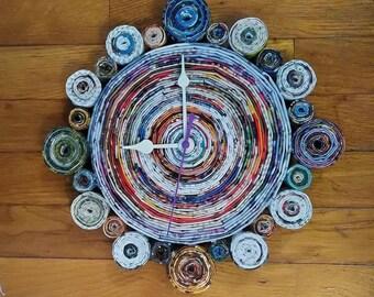 Muticolor Clock