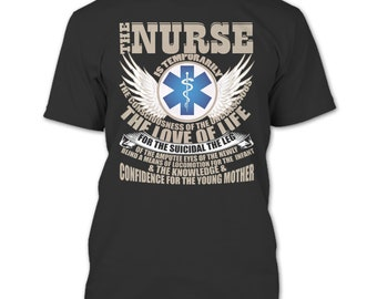 The Nurse Is Temporarily T Shirt, The Love Of Live T Shirt