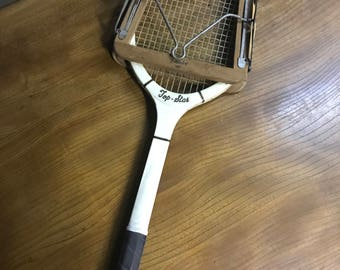Vintage Dunlop Tennis Racket