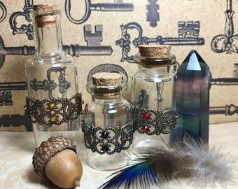 Mini Potion Bottles