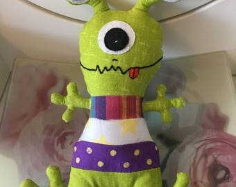 Alvin the Alien Toy