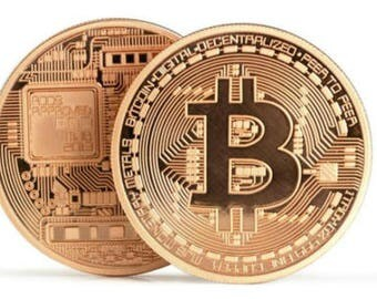Bitcoin Coin Limited Edition-Physical Bitcoin