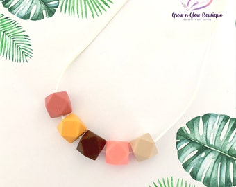 NATURE Silicone Necklace