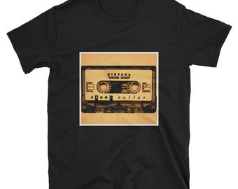 Nirvana Cassette Tape