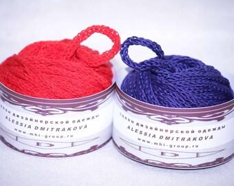 Modified yarn