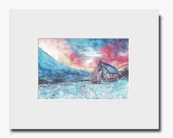 Cairngorms - Fine Art Print