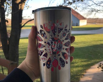 Personalized Steel Mug