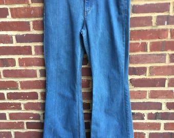 Armani Exchange Wide Leg Jeans