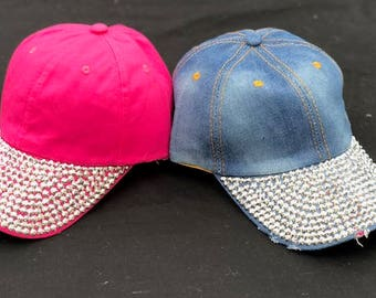 Custom Bling Hats