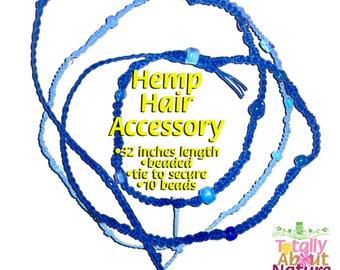 Hemp Hair Accessory