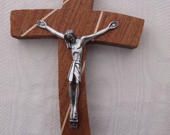 Handmade Wooden Crucifix