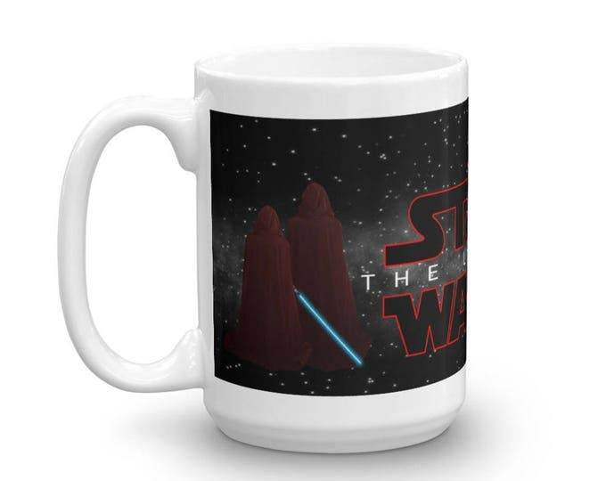 Star Parody Wars Mug, The Last Parody Jedi, Start Water Mug, The Last Java Mug, Movie Parody Mug, Great Gift Ideas