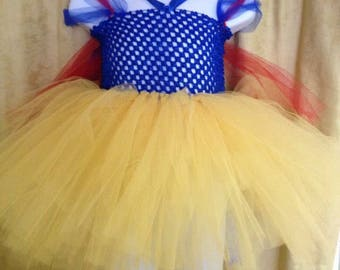 First princess tutu dress. Fancy dress, costume, Tutu dress. Girls tutu