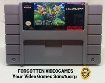 secret of mana 2 (Seiken Densetsu 3) - SNES Super Nintendo