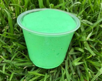 Kiwi Cream butter slime
