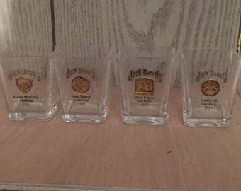 J.D. Shot glasses