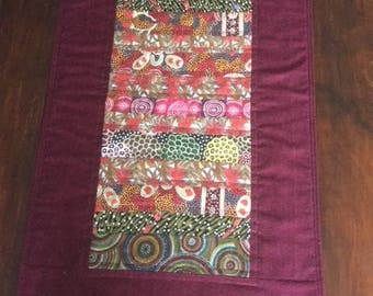 Table runner patchwork