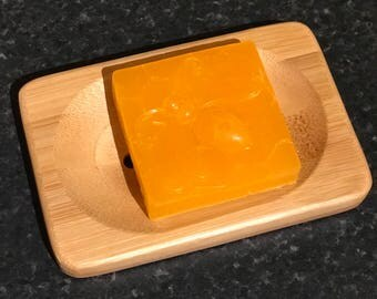 Beeswax Soap with Honey and Vanilla fragrance