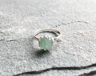 Eloise Ring with Aventurine