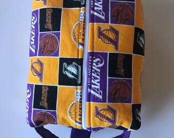 Los Angeles Lakers toiletry bag