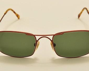 Romeo Gigli RG 72 (red) vintage sunglasses