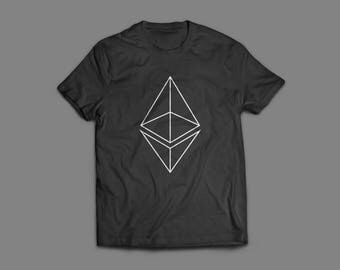 Ethereum ETH Next Gen shirt tee by HODL Fashion Crypto Currency